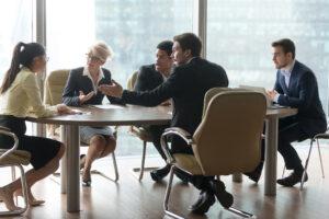 Executive Team Dysfunction dynamics leadership
