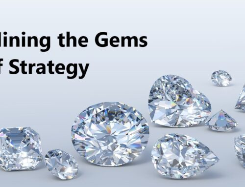 Mining the Gems of Strategy in a Year-End Review